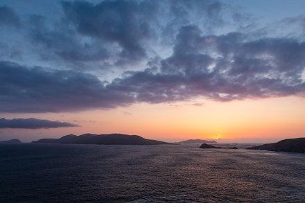 Slea Head Sunset