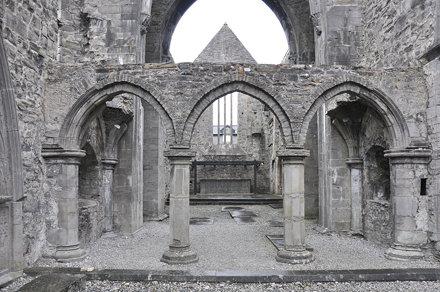 Holy Cross Abbey Sligo (Ruins) (24)