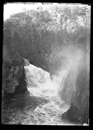 Tallulah Falls, Tempesta Falls