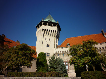 Smolenice Castle, Slovakia