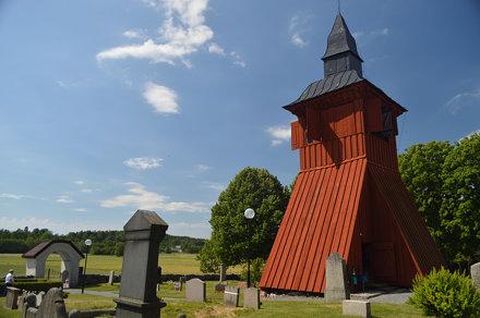Churchyard Bell Tower
