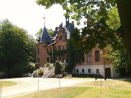 Sofiero slott i Helsingborg.
