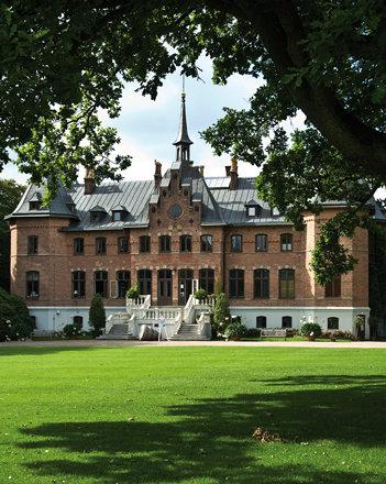 Sofiero slott. Foto: Sven Olof Larsén
