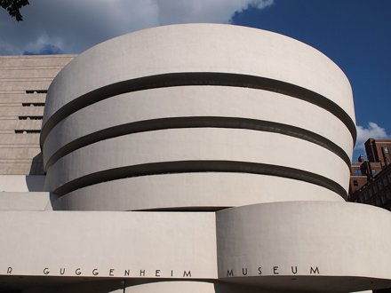 The Guggenheim museum (New York, USA 2012)
