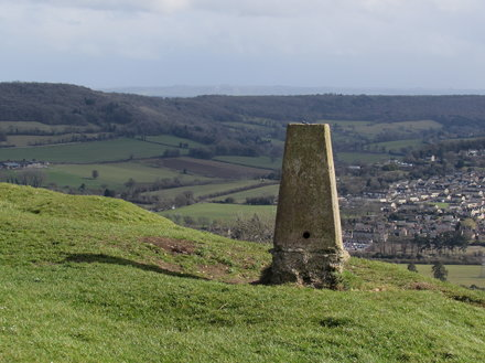 Batheaston: Little Solsbury Hill (Somerset)