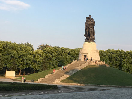 Sowjetisches Ehrenmal, Berlin, 2016 - IMG_0158