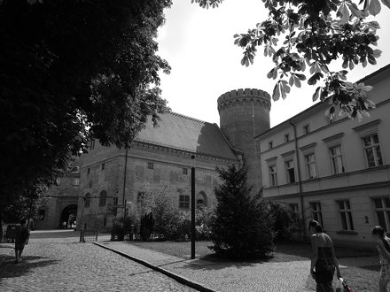 In Zitadelle