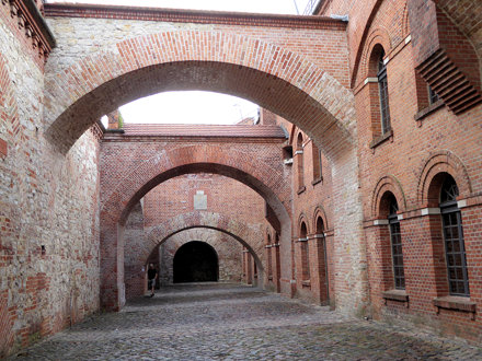 Die italienischen Höfe