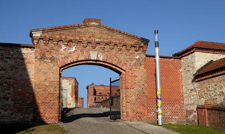 Tor zu den intalienischen Höfen