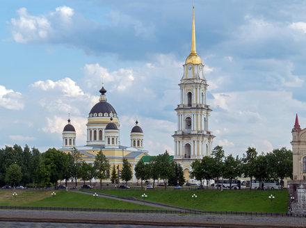 IMG_6136.CR2 SX50 15JUN13 Cathedral of Transfiguration of the Savior Rybinsk, Yaroslavl Oblast, Russ