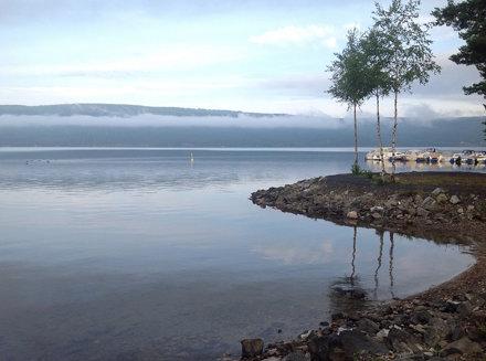 Slovika Campsite, Norway
