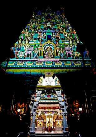 Sri Ruthra Kaliamman Temple depot road singapore may 2016