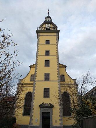 Neanderkirche Düsseldorf 1