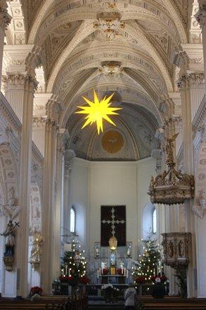Interieur Dominikaner Kirche Düsseldorf 1