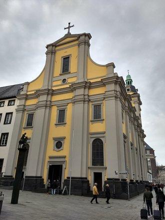 St. Andreasparochie Düsseldorf