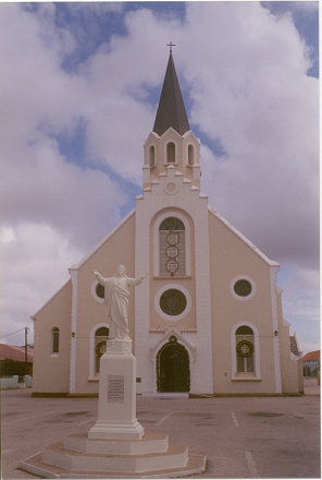 73 - Aruba - Santa Anna Church - 19991230