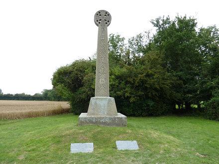 St Augustine's Cross, Ebbsfleet