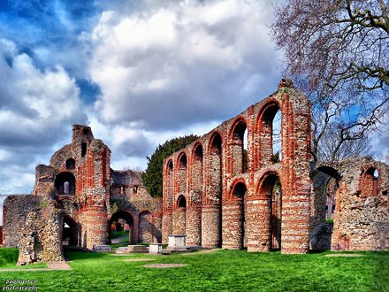 St. Botolph's Priory (2)