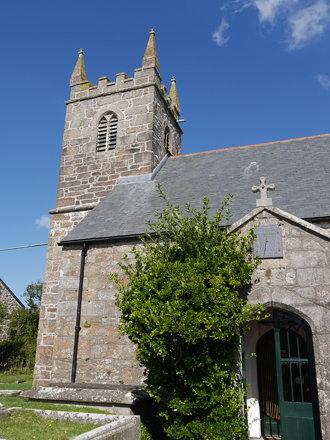 St Bridget's Church, Morvah