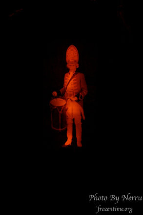Ghostly Drummer
