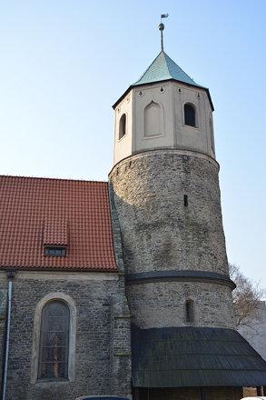 Rotunda św. Gotarda w Strzelinie