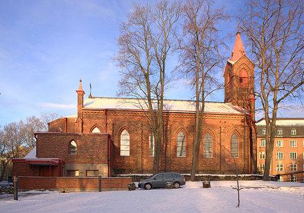 Pyhän Henrikin Katedraali, Helsinki
