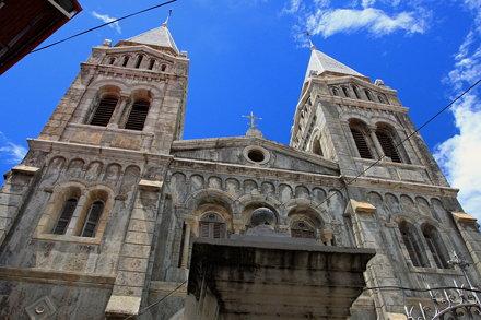 St. Joseph's Cathedral - Stone Town, Zanzibar
