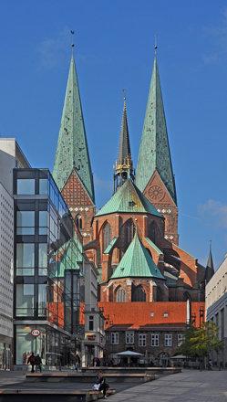Germany - Lübeck - Marienkirche