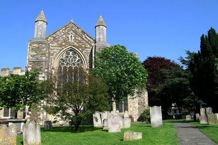 Rye - St. Mary's Church
