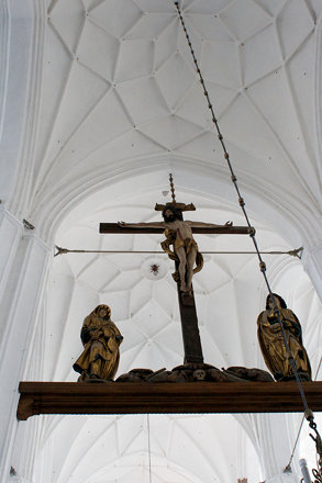 St. Mary's crucifix