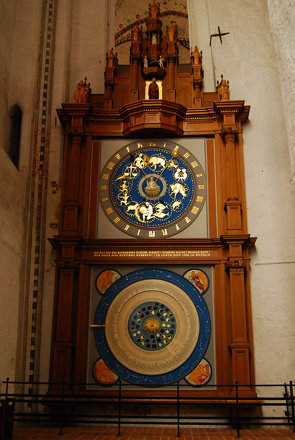 Astronomic Clock