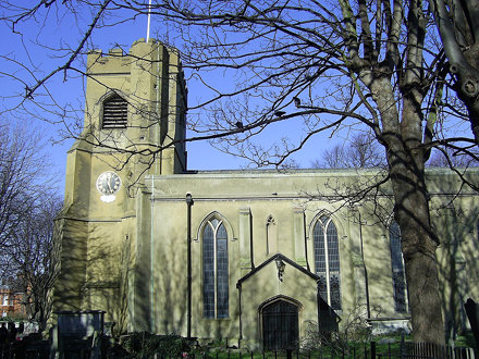 St. Mary's Church, Walthamstow