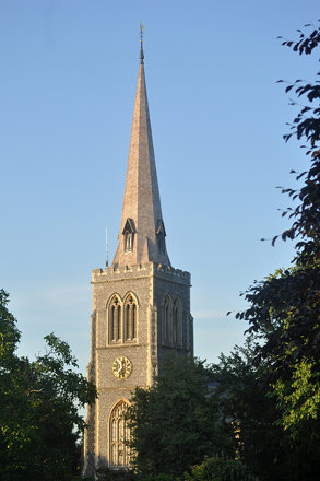 St Mary's Church, Wimbledon