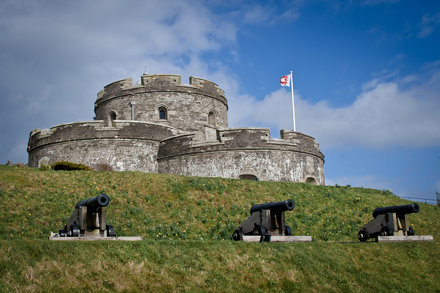 St. Mawe's Castle, Cornwall