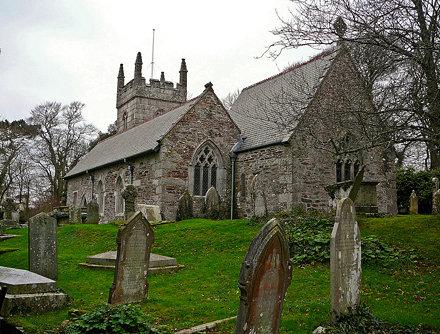 Mawnan Church 3