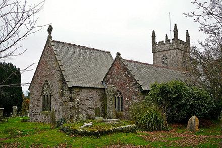 Mawnan Church 1