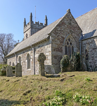 Mawnan Church