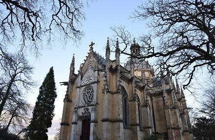 Farnborough Abbey 30 January 2016 034