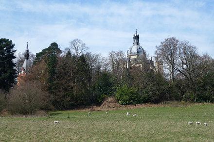 Benedictine abbey of St Michael in Farnborough