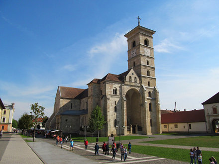 Gyulafehérvár / Alba Iulia