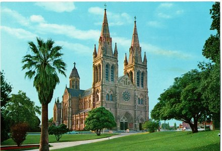 0115 St Peter's Cathedral, Adelaide, South Australia