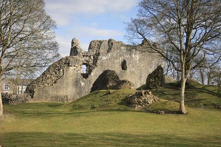St Quentins Castle, Llanblethian