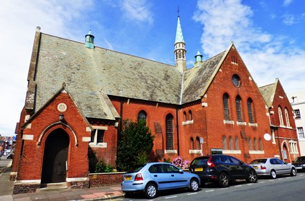 St. Andrew's URC, Eastbourne