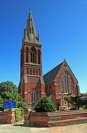 Parish Church of St Saviour and St Peter