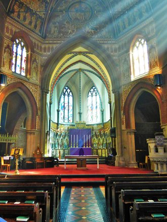 St. Saviour's, Eastbourne