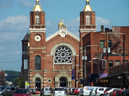 St. Stanislaus Kostka Church
