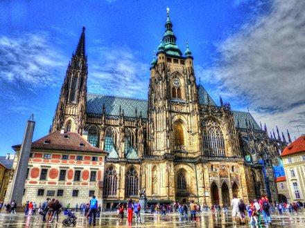 St. Vitus Cathedral - Prague Castle