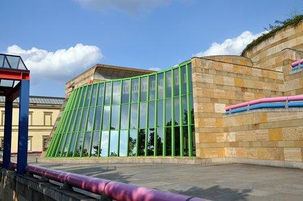 Stuttgart - Neue Staatsgalerie