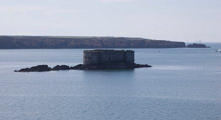 Stack Rock Fort