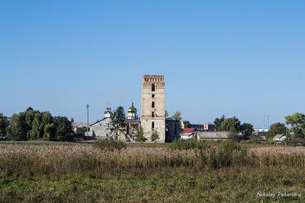 Сторожевая башня, 16 ст.
